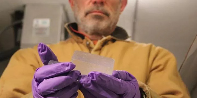Araştırmacılar, Antarktika'da 2 milyon yıllık buz keşfettiler