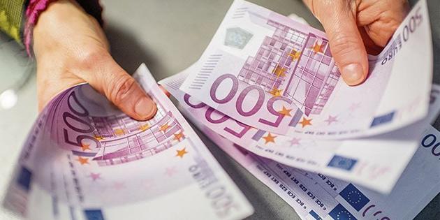 500 Euro'luk banknotlar artık basılmayacak