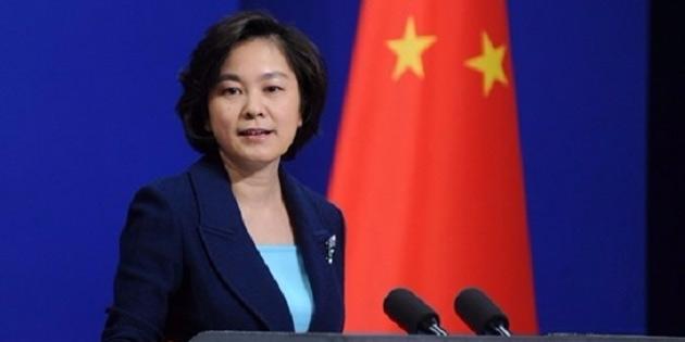 Çin'den ABD'ye Güney Çin Denizi'nde provokasyon suçlaması
