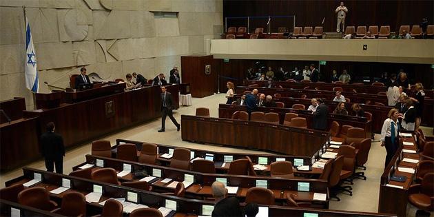 İsrail parlamentosu Filistinlilere idam cezası için ilk adımı attı