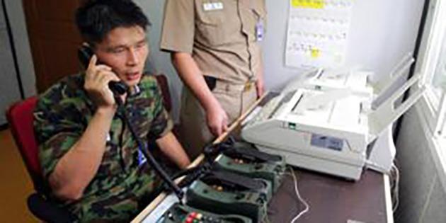 Kuzey Kore Güney ile iletişim hattını yeniden açacak