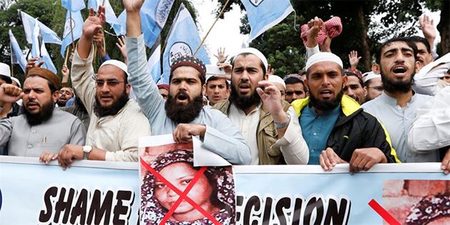 Pakistan'da Asya Bibi protestoları sona erdi