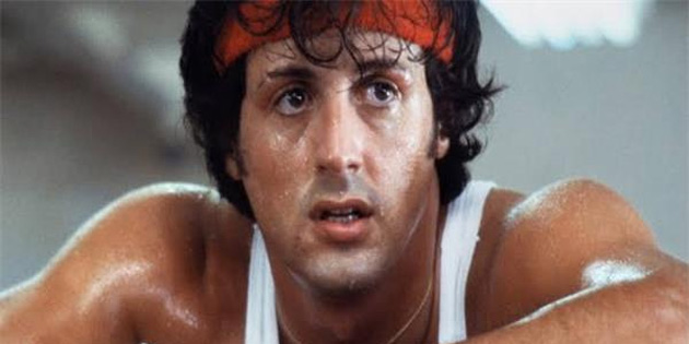 Rocky'den duygusal veda