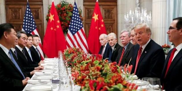ABD ile rekabet Çin'i zorluyor