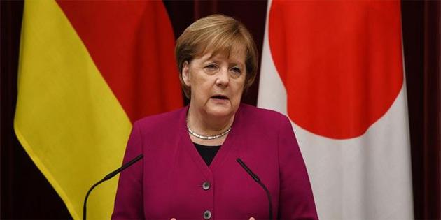 Merkel Brexit'te yeniden müzakereye sıcak bakmıyor