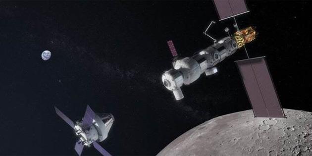 Kanada, NASA'nın kuracağı Ay Uzay İstasyonu'nun ilk ortağı oldu
