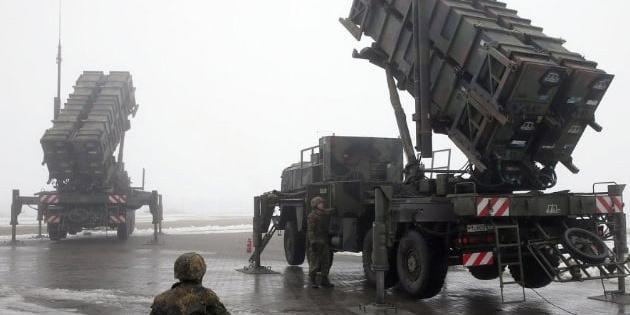 İsveç, ABD'den Patriot hava savunma sistemi satın alıyor