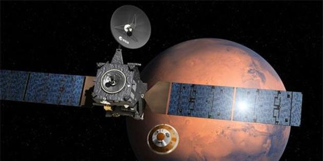 Yeni Mars aracı için kollar sıvandı