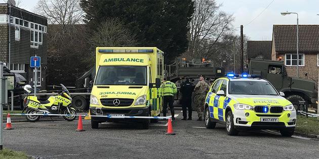 İngiliz polisi Skripal olayında şüphelileri açıkladı
