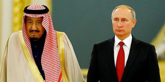 Putin ve Kral Selman arasında 14 anlaşma imzalandı