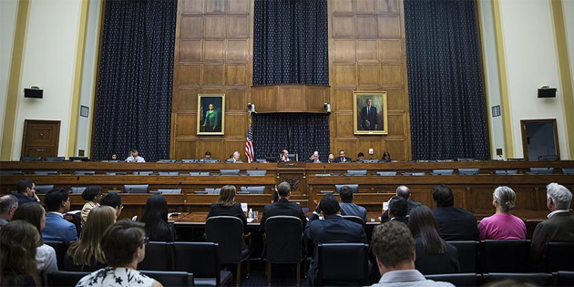 ABD Kongresinde Arakan oturumu