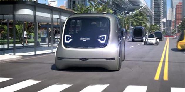 Volkswagen ve Intel, İsrail'de otonom taksi işletecek