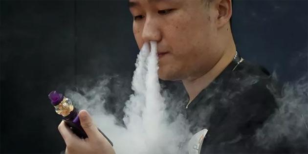 Elektronik sigara yasaklarına, Çin de katıldı