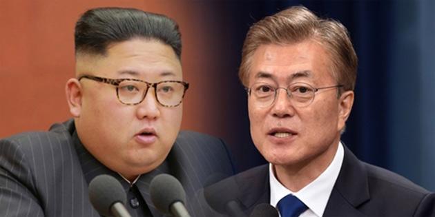 Güney Kore ve Kuzey Kore liderler zirvesi için mutabakata vardı