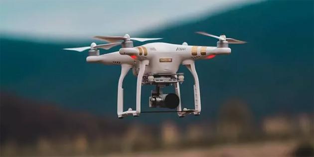 FAA, ticari drone sayısının 2023'de üç kat artacağını söyledi