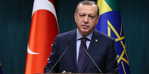 Erdoğan'dan referandum için önemli açıklama