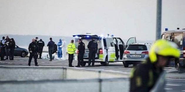 Danimarka'da silahlı saldırı: 1 ölü 4 yaralı