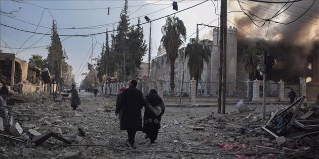 Suriye'de 6 ayda işlenen katliamlarda 2 bin 257 sivil öldü