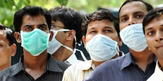 Hindistan'da domuz gribi 90 can aldı