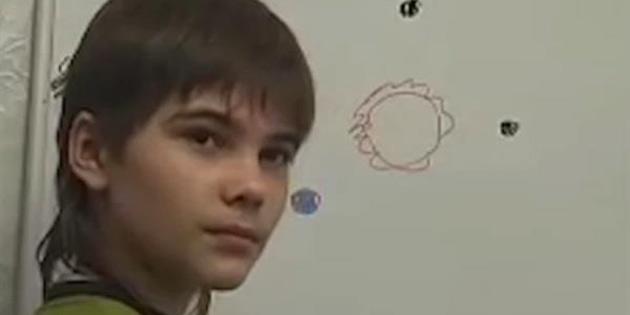 Bir önceki yaşamında Mars'ta yaşadığını iddia eden çocuk