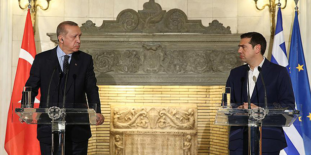 Türkiye Cumhurbaşkanı Erdoğan'dan Yunan yargısına çağrı