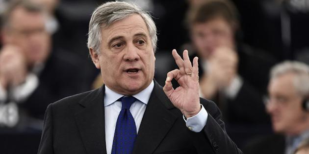 Tajani Güney Kıbrıs ziyaretini değerlendirdi