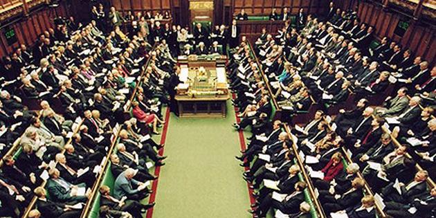 Her beş parlamento çalışanından biri cinsel tacize maruz kaldı
