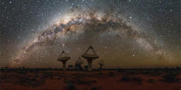 Gökyüzünde Beliren Anlık Radyo Patlamalarının Nasıl Oluştuğu Bulunmuş Olabilir