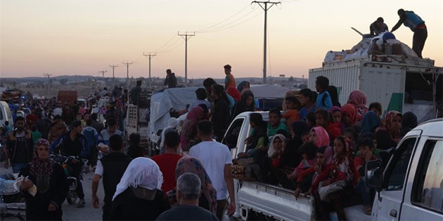BM'den 'Ürdün sınırındaki Suriyelilerin çoğu evlerine döndü' açıklaması