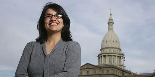 ABD'de ilk müslüman kadın aday kongre'ye giriyor
