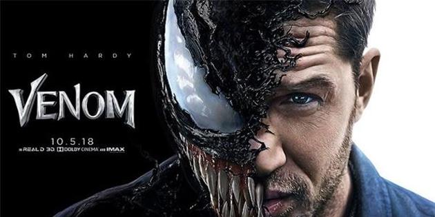 Venom yerden yere vuruldu!