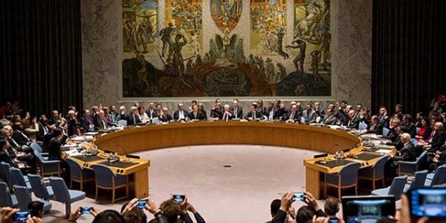 BM Güvenlik Konseyi'nde Suriye gerginliği