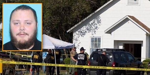 Teksas'taki kilise saldırganı 'Akıl hastanesi'nden kaçmış