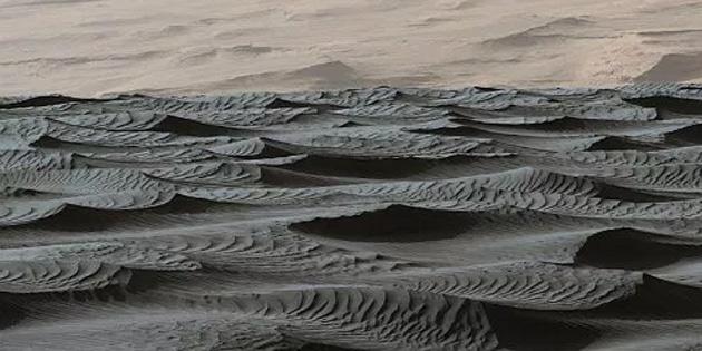 Mars yüzeyi hakkında yenil bilgiler toplandı! Popüler Bilim