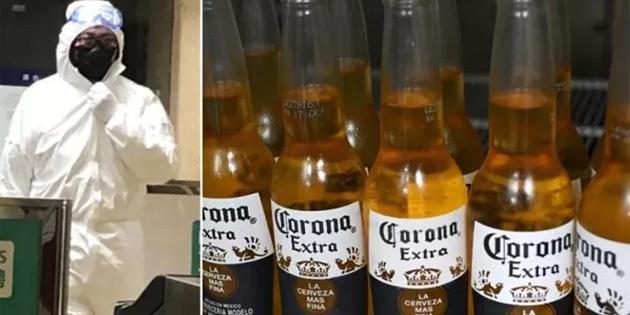 Meksika hükümeti Corona fabrikasını 30 Nisan'a kadar kapattı
