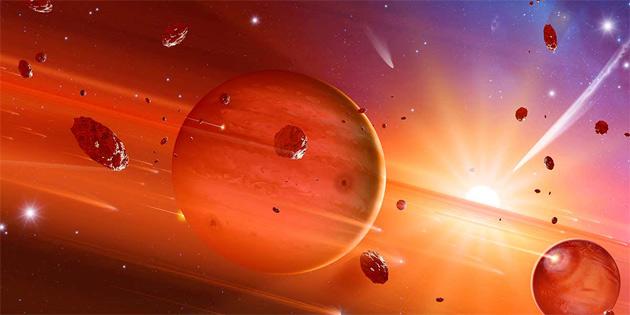 Jüpiter'in Çekirdeği Neden Bu Kadar Tuhaf?