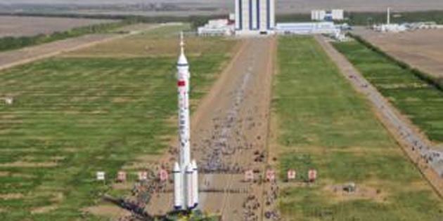 Çin'in 8,5 ton ağırlığındaki uzay istasyonunun parçaları 'Türkiye'ye düşebilir'