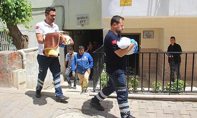 Önce 4 Çocuğu Şimdi de İkizleri Ölen Baba: 'Cin Musallat Oldu'