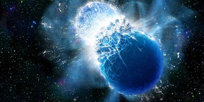 Nötron Yıldızı Yutan Bir Kara Delik Keşfedildi