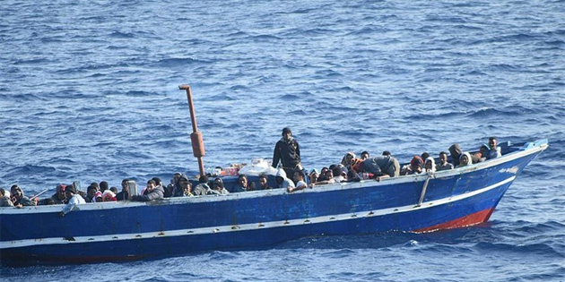 İspanya 268 sığınmacıyı kurtardı