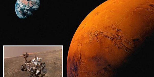 NASA sonunda Mars keşfini açıkladı!