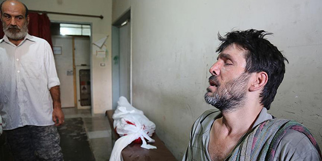 Esed rejiminin ateşkes ihlalleri sürüyor: 5 ölü
