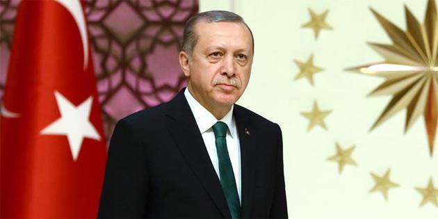 TC Cumhurbaşkanı Erdoğan'dan kanun onayı