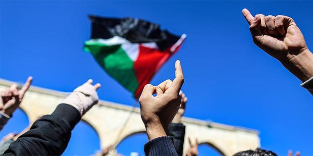 """""""İİT'de 'Kudüs Filistin'in başkentidir' kararı alınmalı"""""""