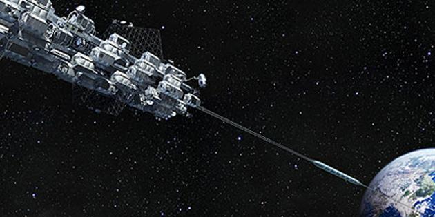 Japonlar uzaya kadar çıkan asansör inşa edecek!