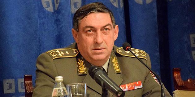 ABD, Sırbistan Genelkurmay Başkanı Dikovic'e vize vermedi