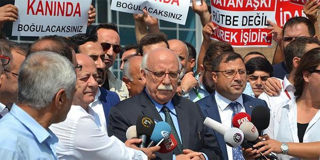 """""""FETÖ davalarında örgütsel savunma yapılmaya çalışılıyor"""""""