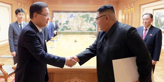Güney ve Kuzey Kore arasındaki ortak irtibat bürosu açılıyor