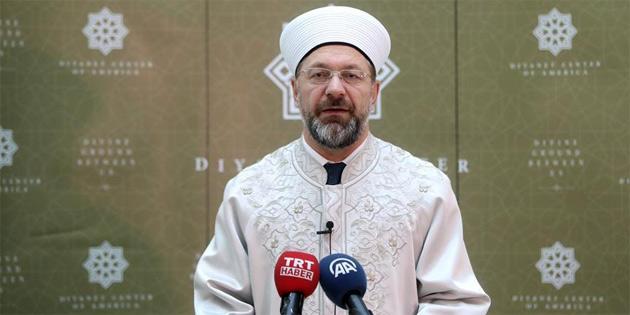 'İslam'ı korkulacak bir dinmiş gibi gösterme çabaları artıyor'
