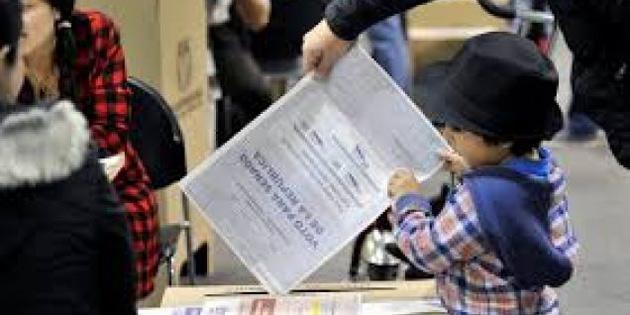 Kolombiya'da seçim yapıldı